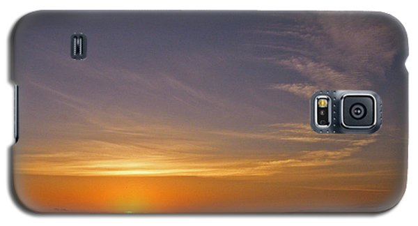 Galaxy S5 Case featuring the photograph Good Morning by Brian Wright