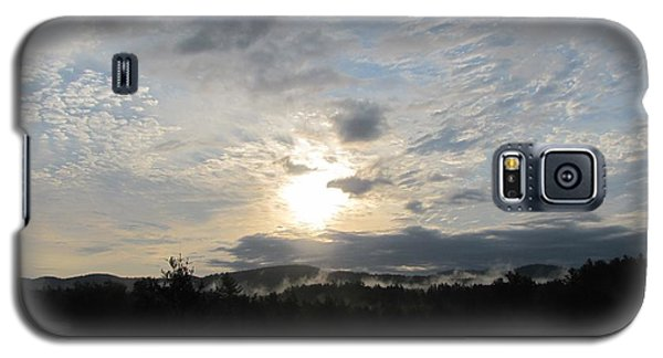 Galaxy S5 Case featuring the photograph Good Morning New York State by Maciek Froncisz