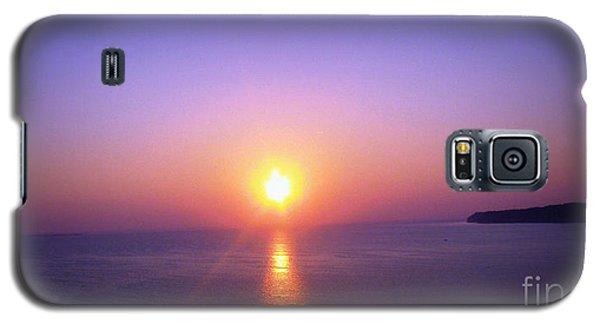 Good Morning Starshine Galaxy S5 Case by Nancy Dole McGuigan
