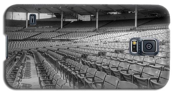Good Seats At Wrigley Galaxy S5 Case by David Bearden