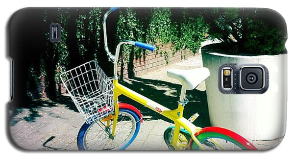 Galaxy S5 Case featuring the photograph Google Mini Bike by Nina Prommer