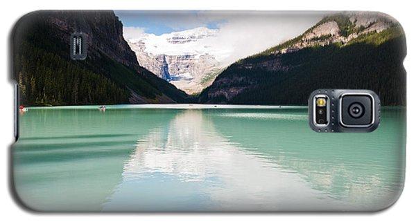 Gorgeous Lake Louise Galaxy S5 Case by Cheryl Baxter