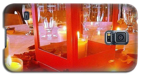Decorative Galaxy S5 Case - Gorgeous Wedding Center Pieces by Nikita Shah