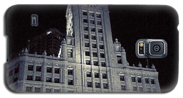 Superhero Galaxy S5 Case - Gotham by Jen K
