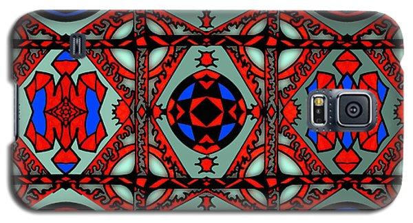 Gothic Wall Galaxy S5 Case