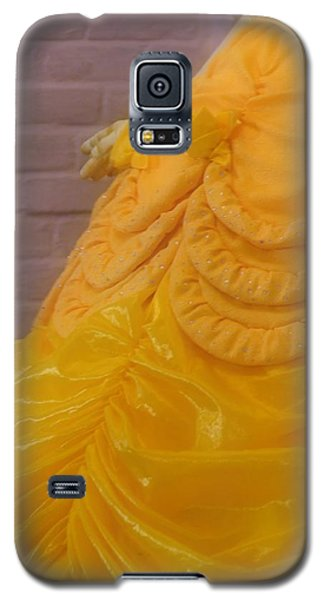 Gown Of A Princess Galaxy S5 Case by Bonnie Myszka