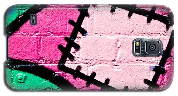Graffiti Patch Closeup Galaxy S5 Case