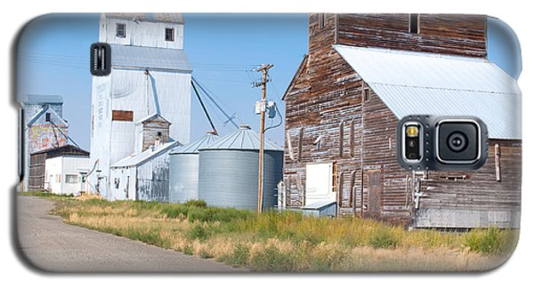 Grain Elevators Galaxy S5 Case