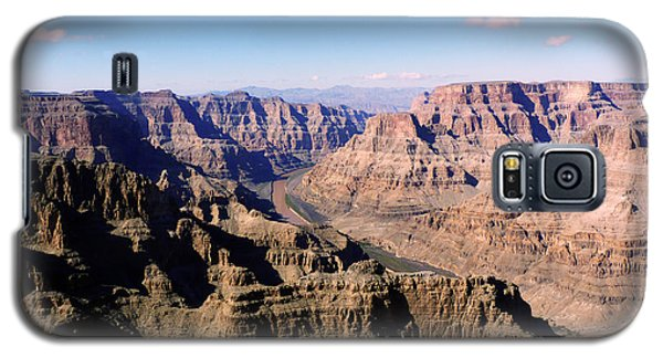Galaxy S5 Case featuring the photograph Grand Canyon by Lynn Bolt
