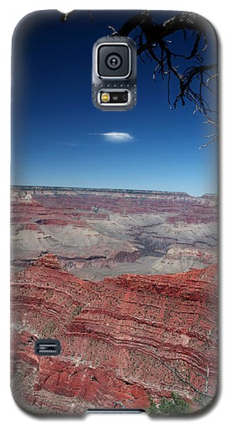 Galaxy S5 Case featuring the photograph Grand Canyon Number Three by Lon Casler Bixby