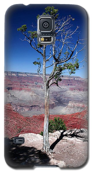 Galaxy S5 Case featuring the photograph Grand Canyon Number Two by Lon Casler Bixby