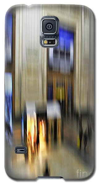 Galaxy S5 Case featuring the photograph Grand Central Station Italian Style by Andy Prendy