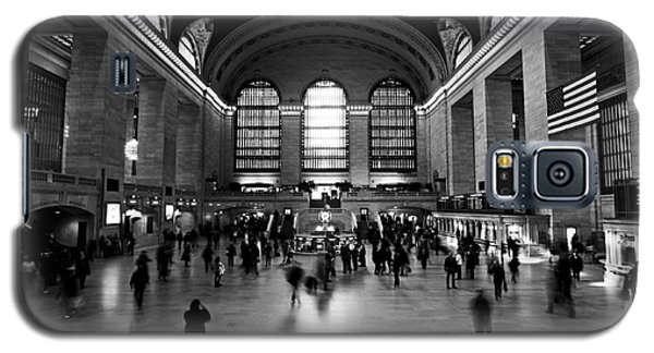 Grand Central Terminal Galaxy S5 Case by Michael Dorn