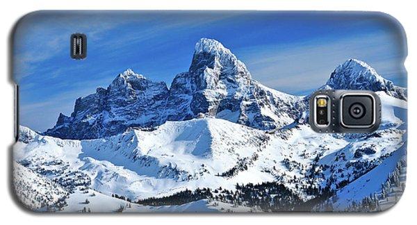 Grand Teton Winter Galaxy S5 Case