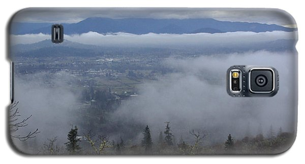 Galaxy S5 Case featuring the photograph Grants Pass Weather by Mick Anderson