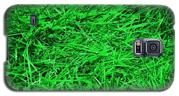 Grass Galaxy S5 Case