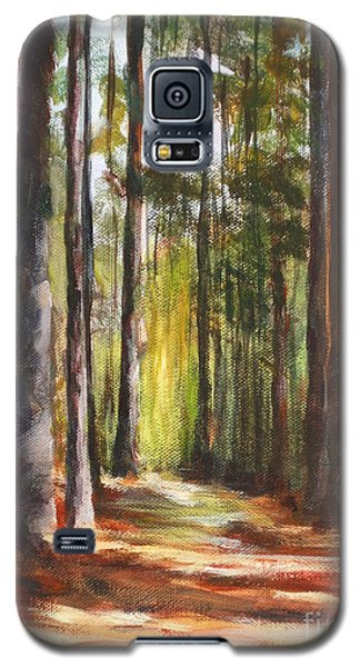 Great Brook Farm Summer Path Galaxy S5 Case