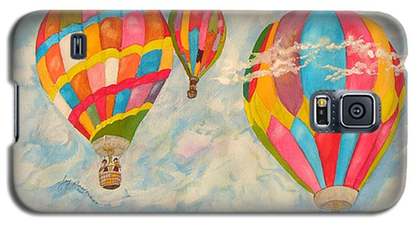 Great Day To Fly Galaxy S5 Case by Joy Braverman