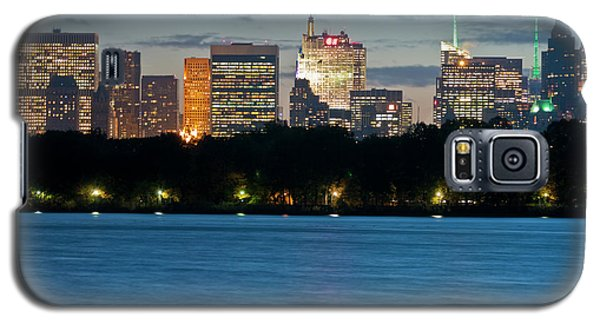 Great Pond Skyline Galaxy S5 Case