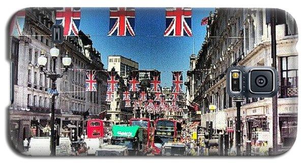 #greatbritin #jubile #britin #england Galaxy S5 Case by Abdelrahman Alawwad