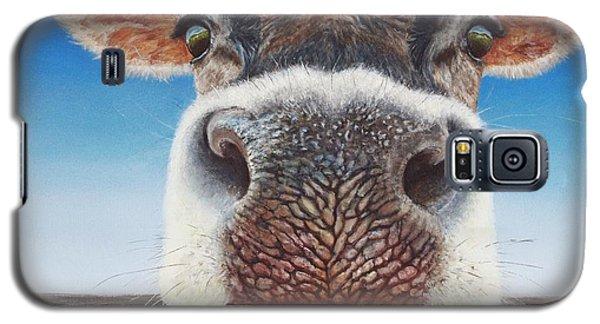 Greener Pastures Galaxy S5 Case