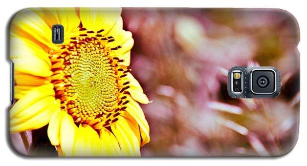 Greeting The Sun. Galaxy S5 Case by Cheryl Baxter