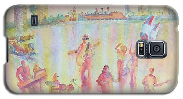 Gregg Young And The 2nd St Band Galaxy S5 Case