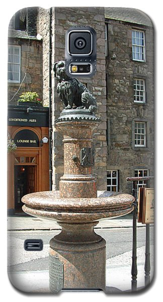 Greyfriars Bobby Galaxy S5 Case by Richard James Digance
