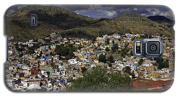 Guanajuato Vista No. 1 Galaxy S5 Case by Lynn Palmer