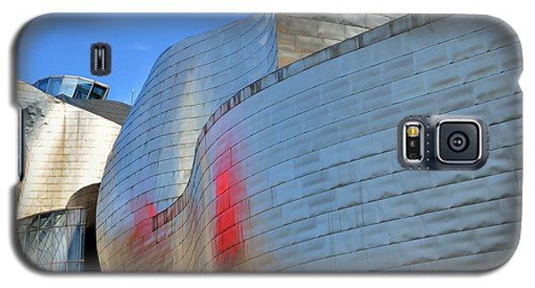 Guggenheim Museum Bilbao - 3 Galaxy S5 Case