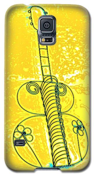 Guitar 2c Galaxy S5 Case