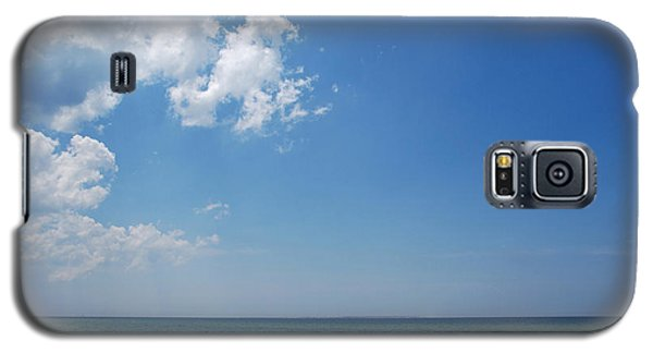 Galaxy S5 Case featuring the photograph Gulf Sky by Kay Lovingood