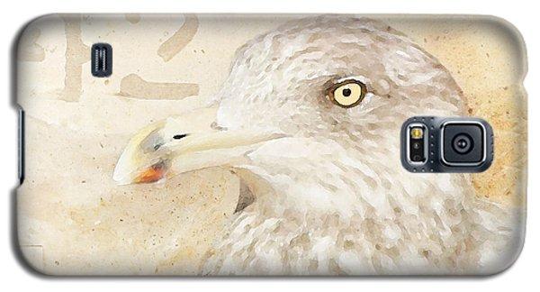 Gull 42 Galaxy S5 Case by Karen Lynch