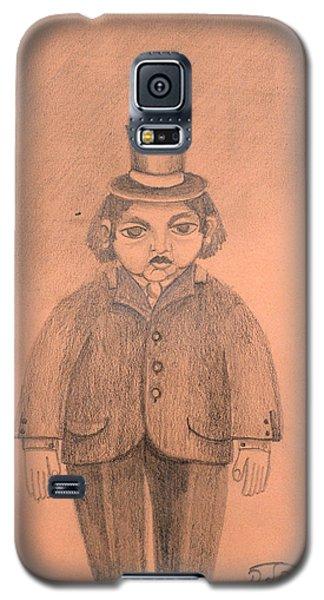 Guzzy Galaxy S5 Case by Rachel Hershkovitz