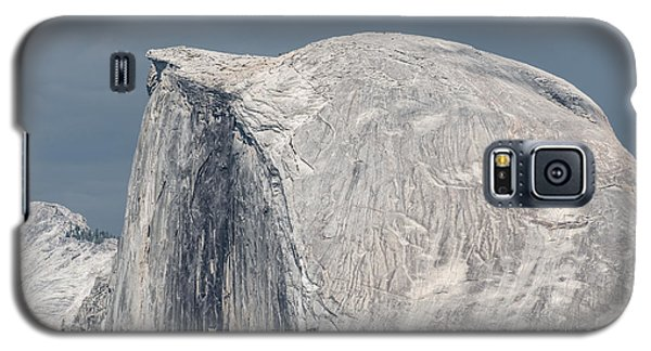 Half Dome From Glacier Point At Yosemite Np Galaxy S5 Case by Michael Bessler