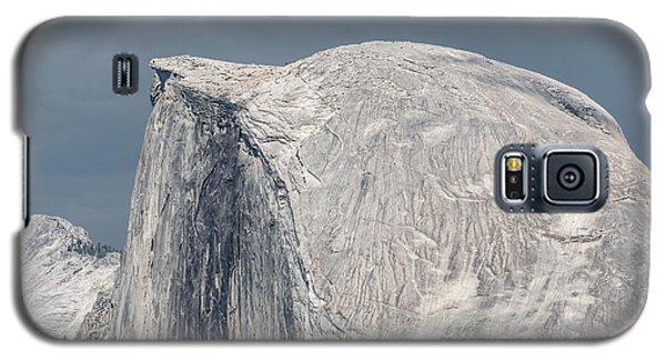 Half Dome From Glacier Point At Yosemite Np Galaxy S5 Case