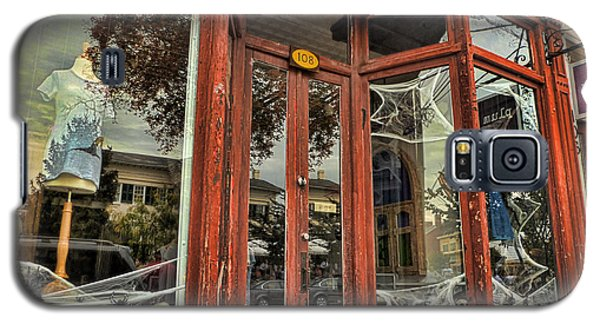 Halloween Storefront - Shepherdstown Wv Galaxy S5 Case