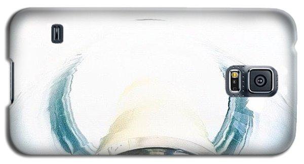 Light Galaxy S5 Case - Halo by Mark B