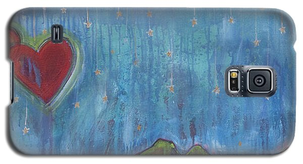 Hang Among The Stars Galaxy S5 Case