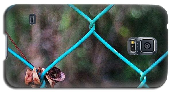 Political Galaxy S5 Case - Hanging To The Fence, By My Lens by Ahmed Oujan