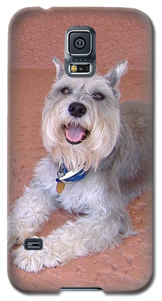 Galaxy S5 Case featuring the photograph Happy Boy by Diane Ferguson