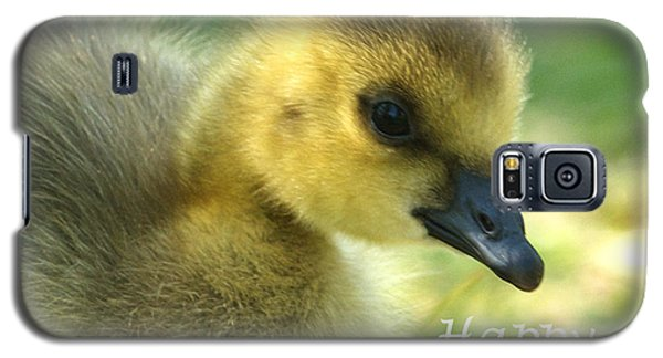 Happy Easter Gosling Galaxy S5 Case