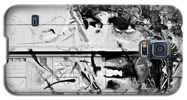 Happy Graffiti Smile Galaxy S5 Case