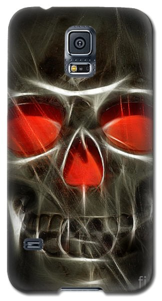Galaxy S5 Case featuring the photograph Happy Halloween by Raymond Earley