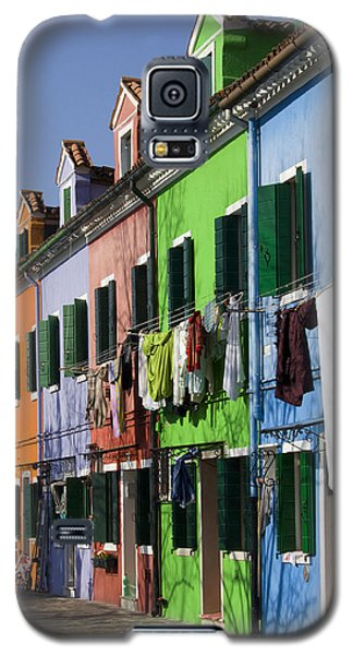 Happy Houses Galaxy S5 Case