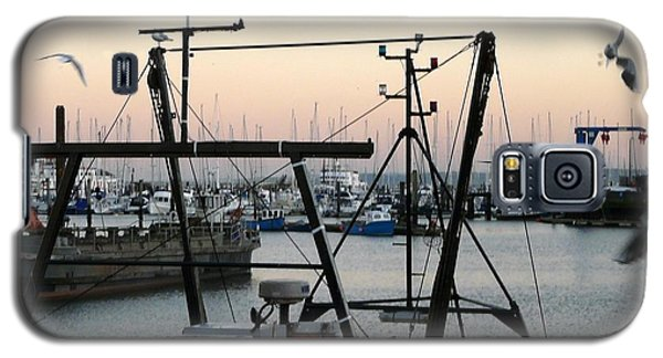 Galaxy S5 Case featuring the photograph Harbor by Rdr Creative