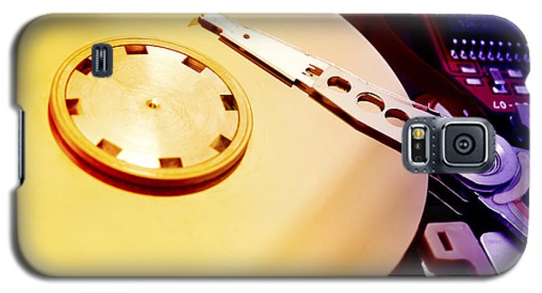 Hard Disk Detail Galaxy S5 Case
