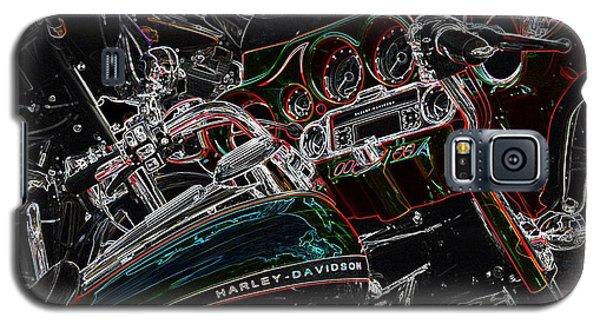Harley Davidson Style 4 Galaxy S5 Case
