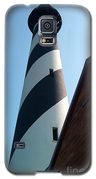 Hatteras Light Galaxy S5 Case by Tony Cooper