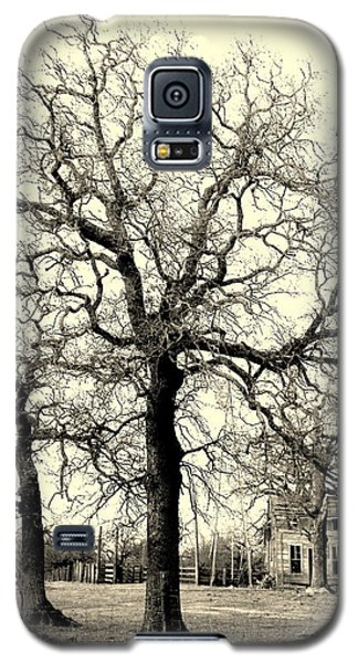 Haunted Homestead Galaxy S5 Case by Joe Jake Pratt
